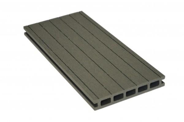 BPC / WPC Terrassendiele Intro l Silver Cedar