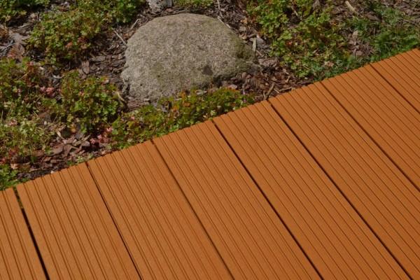 BPC / WPC Terrassendiele Pro Solid Sand